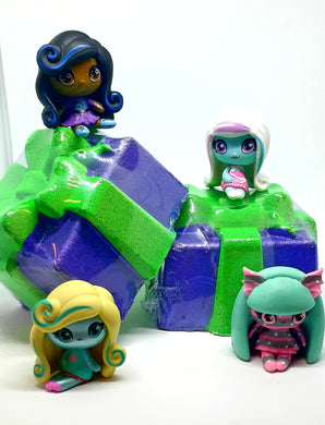 Monster High Suprise Toy Bath Bombs - Splash-&-Sass