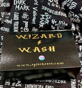 Limited Edition Wizard Wash Mega Collection - Splash-&-Sass