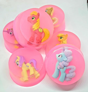 Pony Toy Soaps - Splash-&-Sass