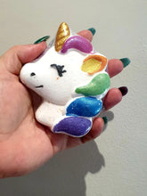Colour Burst Rainbow Unicorn Bath Bomb - Splash-&-Sass