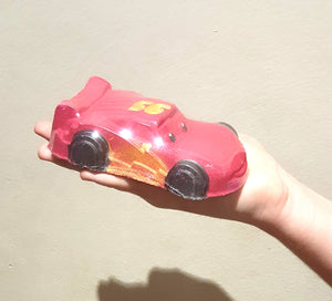 Cars Bath Bomb - Lightning - Splash-&-Sass