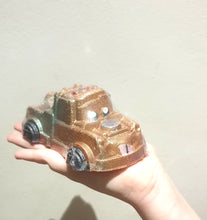 Cars Bath Bomb - Mater - Splash-&-Sass
