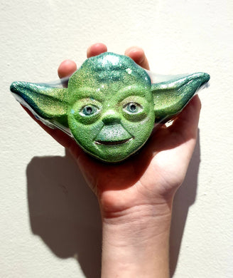 Yoda Bath Bomb - Splash-&-Sass