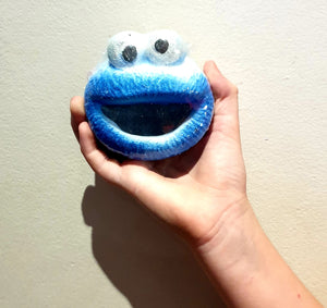 Biscuit Monster Bath Bomb