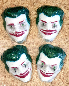 Joker Bath Bomb - *please allow 1 week shipping - awaiting label delivery*