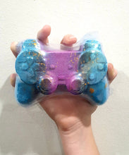Game Controller Bath Bomb - Galaxy