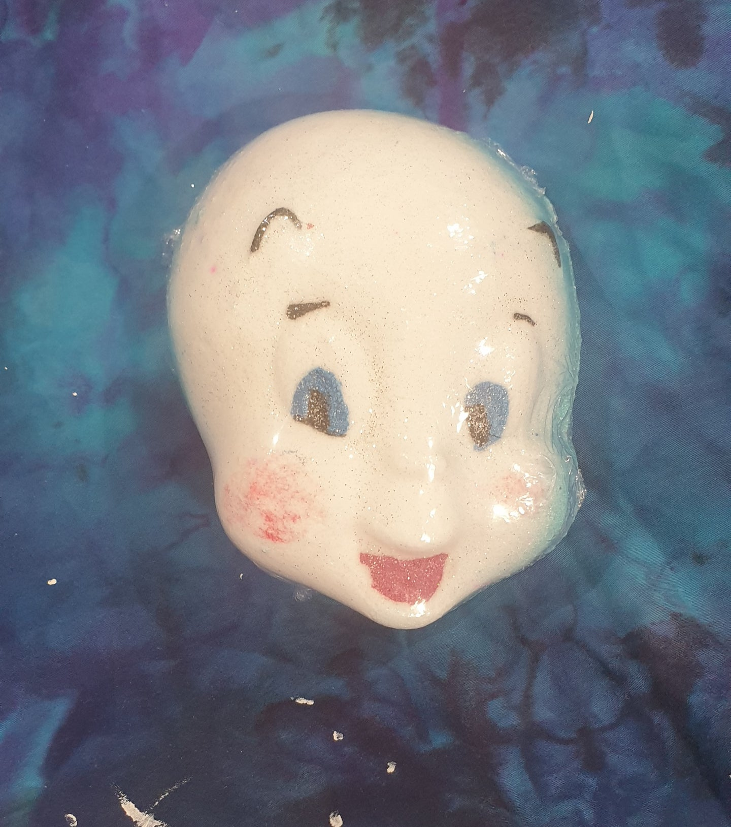 Friendly Ghost Bath Bomb