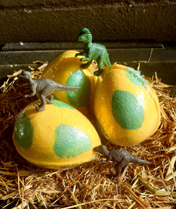 Dinosaur Egg Suprise Toy Bath Bombs