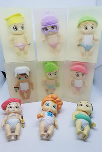 Baby Toy Soaps - Baby Secrets inspired - Splash-&-Sass