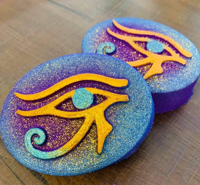 Egyptian Eye Bath Bomb - Splash-&-Sass