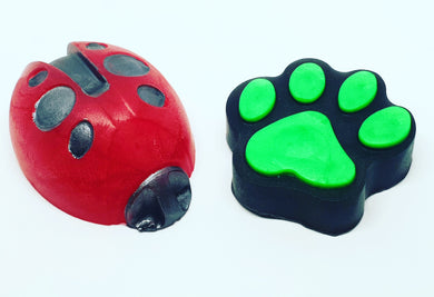 Bug & Cat Soap Set - Splash-&-Sass