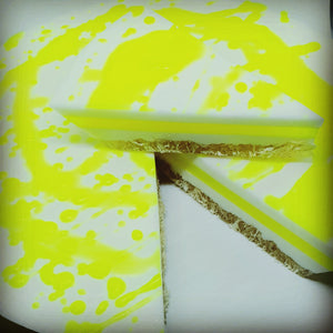 Lemon Cheesecake Soap Bars - Splash-&-Sass