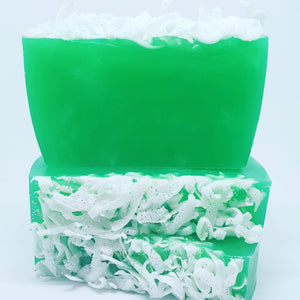 Coconut and Lime scented Soap Bars - Splash-&-Sass