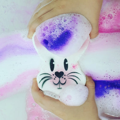 Bunny Bath Bomb - Splash-&-Sass