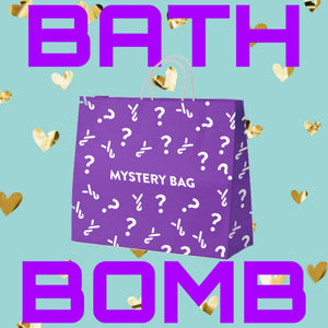 A Bath Bomb Mystery Grab Bag - Splash-&-Sass