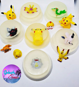 Catch Em All  Set of 6 Soap Discs - Splash-&-Sass