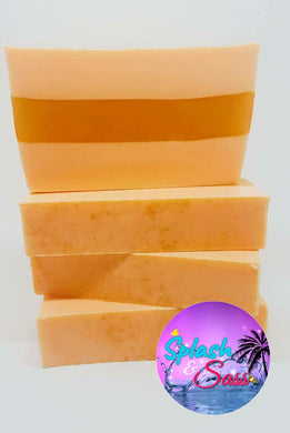 Apricot Soap Bars - Splash-&-Sass