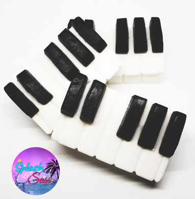 Piano Soap Bars - Splash-&-Sass