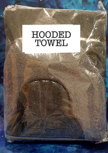 Dark Father Hooded Towel