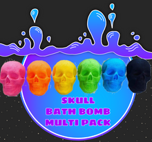 Skull Bath Bomb Grab Bag
