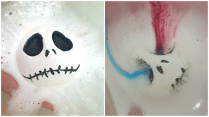Nightmare Before Christmas Jack Bath Bomb
