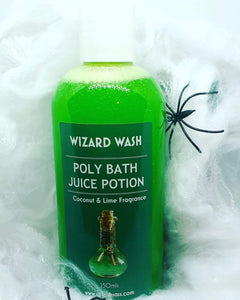 Limited Edition Wizard Wash Mega Collection