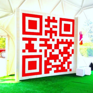 Build unique modular event spaces, and special event decor with EverBlock.