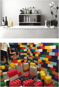 Build amazing structures using EverBlock modular building blocks