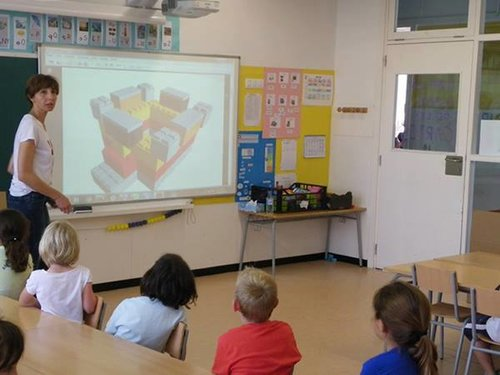 Contact us to use our FREE 3D builder for design lessons within the classroom environment.