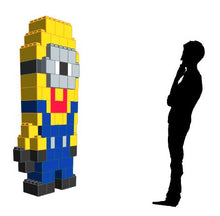Load image into Gallery viewer, Figure - Tall Minion - 3 Ft 6 In x 1 Ft 3 In x 7 Ft 1 In
