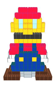 Figure - Mario - 6Ft x 2 Ft 6 In x 8 Ft 1 In