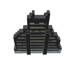 Load image into Gallery viewer, Mosaic Model - Batman - 13 Ft x 1 Ft 9 in x 12 Ft 1 in