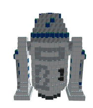 Load image into Gallery viewer, Model - R2D2 - 9 Ft x 6 Ft 6 In x 10 Ft 1 In