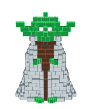 Load image into Gallery viewer, Model - Yoda - 8 Ft 6 In x 5 Ft 3 In x 10 Ft 7 In