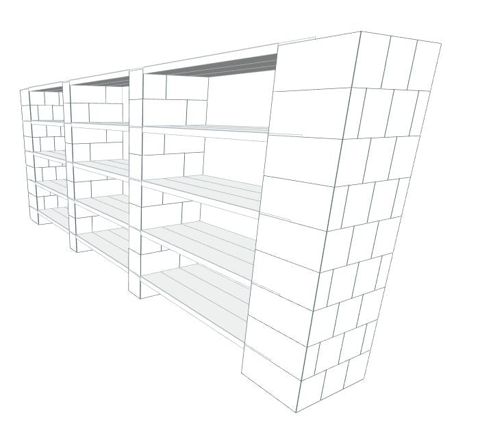 Shelving - Library Bookshelves