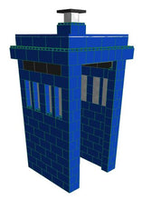 Load image into Gallery viewer, Phone Booth - Police Call Box - Dr. Who Tardis - 4 x 4 x 8 Ft 7 In