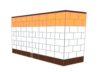 Bar - 3 Colors - 8 Ft