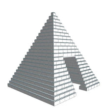 Load image into Gallery viewer, Model Pyramid - 12 x 12 x 12 Ft
