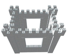 Load image into Gallery viewer, Play Castle - Medium - 8 x 6 x 7 Ft