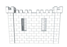 Load image into Gallery viewer, Play Castle - Large - 16 x 10 x 7 Ft