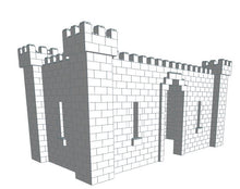 Load image into Gallery viewer, Castle - 3 Sided - 20 x 10 x 10 Ft
