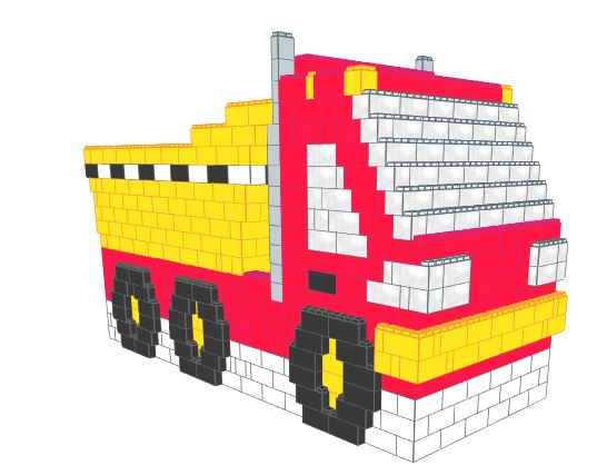Model Vehicle - Dump Truck