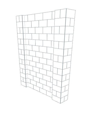 EverBlock 6' X 7' Wall Kits