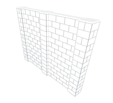 EverBlock Wall Kit - 10' X 7'
