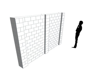 EverBlock Wall Kit - 12' x 7'