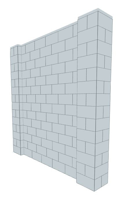 EverBlock Wall Kit - 7' X 7'