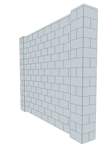 EverBlock Wall Kit - 9' X 7'