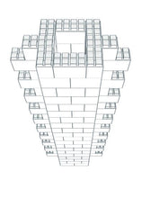 Load image into Gallery viewer, Wall Building Component - SuperTall Construction Column 12-16 Ft