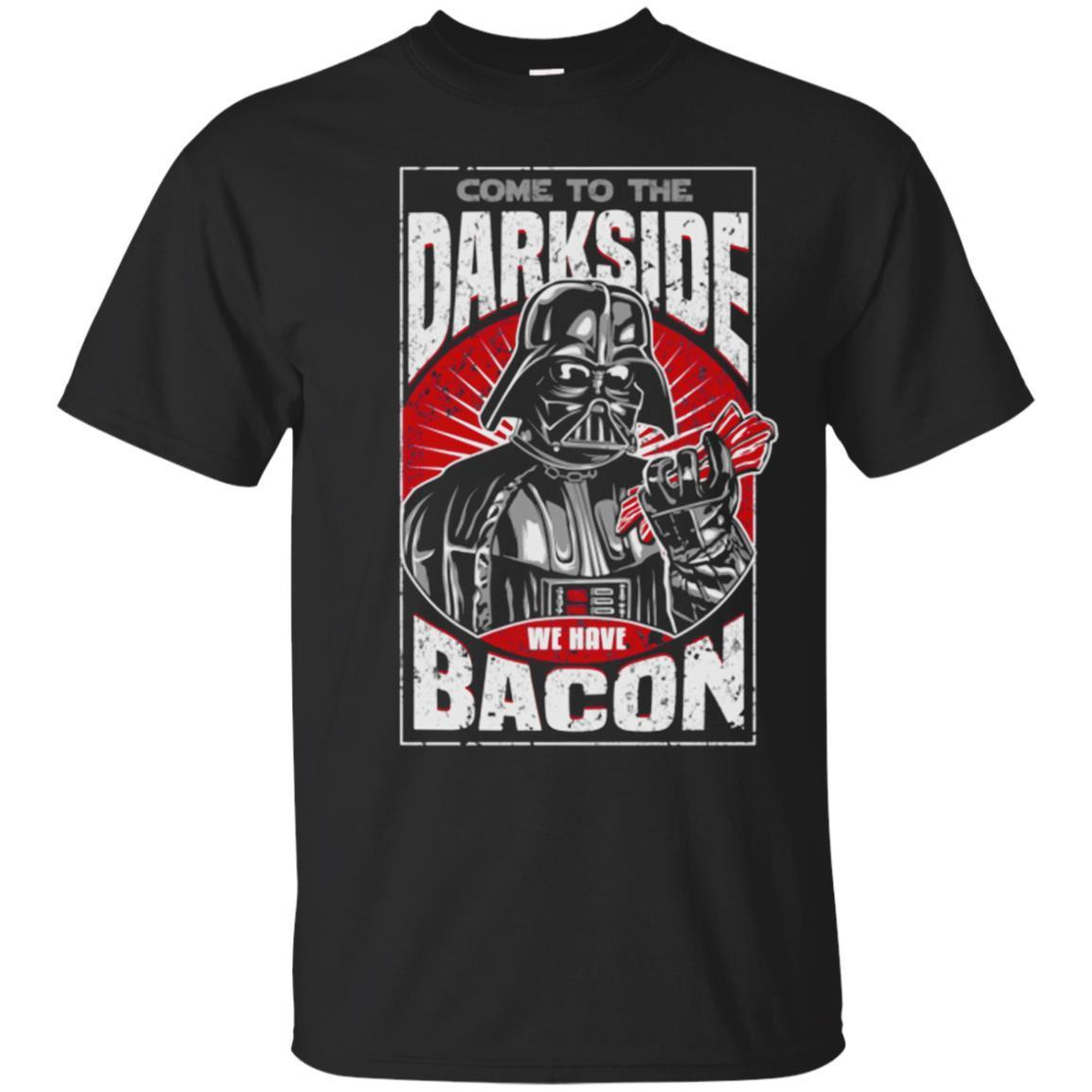 Come To The Dark Side We Have Bacon Star War Gift Classic T-shirt Classic T-shirt