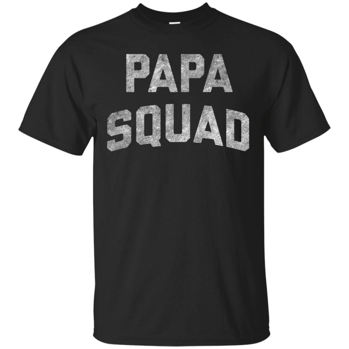 Grandfather Tshirt Gift For Grandparents Day - Papa Squad